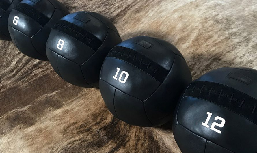Killspencer Weighted Medicine Ball