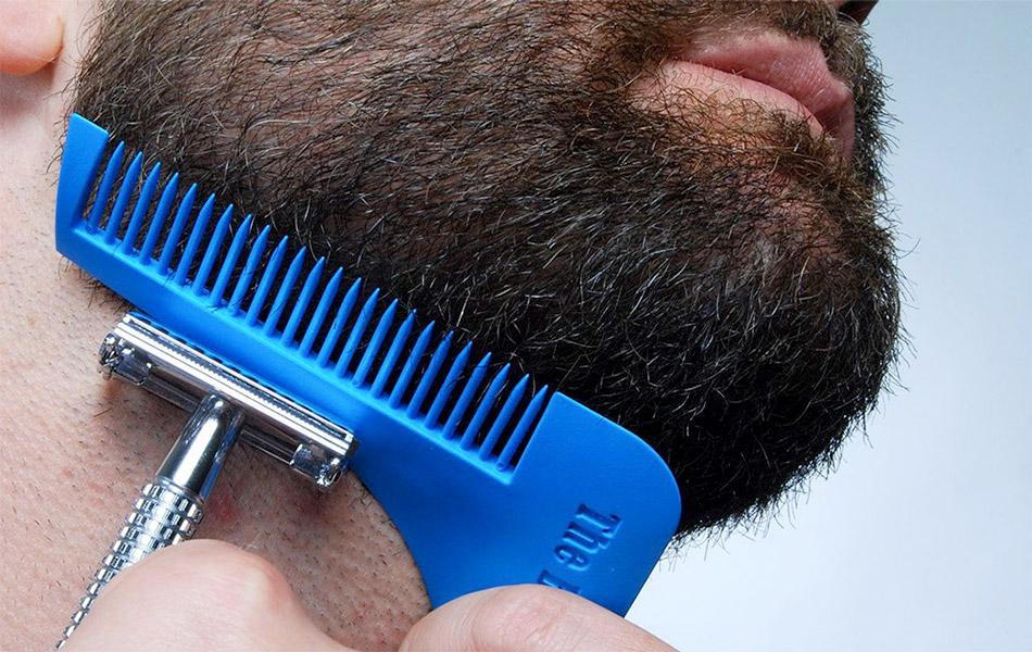 Beard Bro Beard-Shaping Tool
