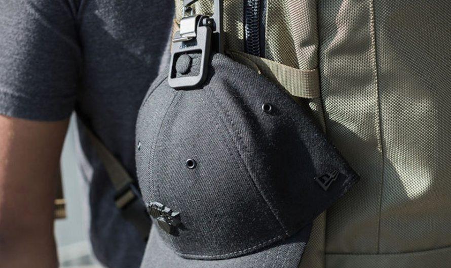 CapSnap Hat Clip