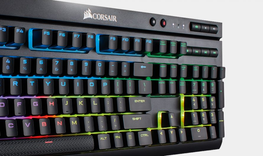 Corsair K68 Spill-Proof Gaming Keyboard