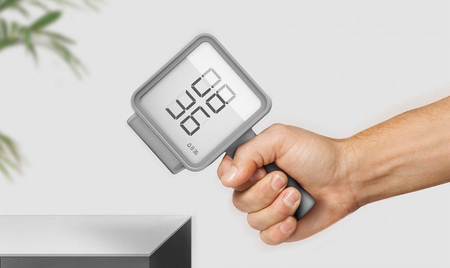 Lexon Hammer Alarm Clock