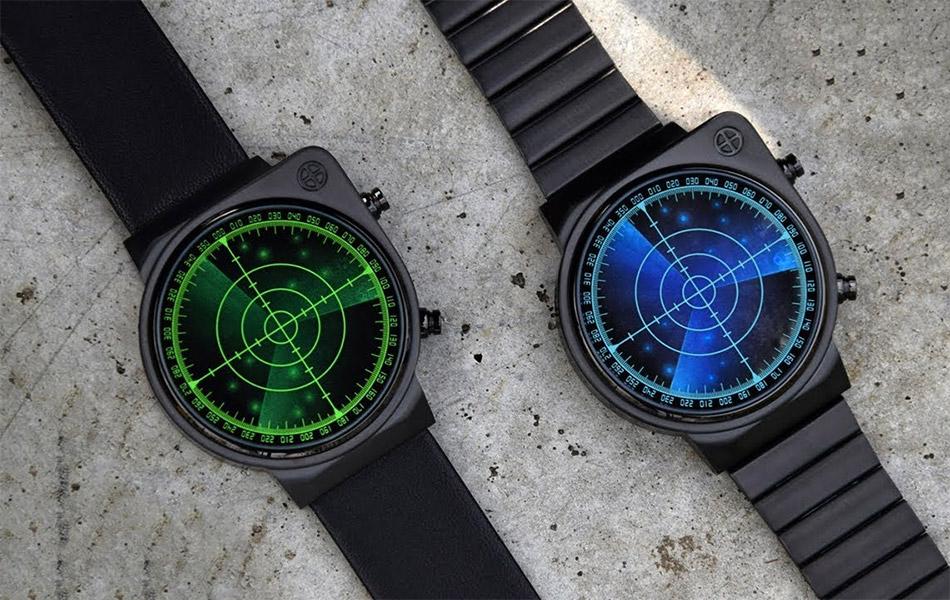 TokyoFlash Radar LED Watch