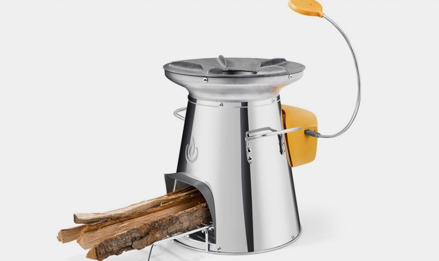 BioLite Launches A Limited Edition Rocket Stove