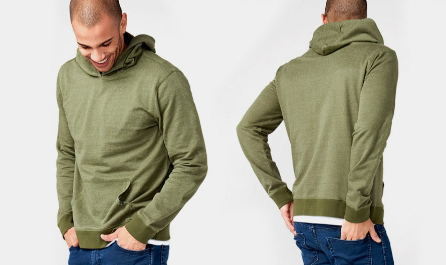 Pact Featherweight Pullover