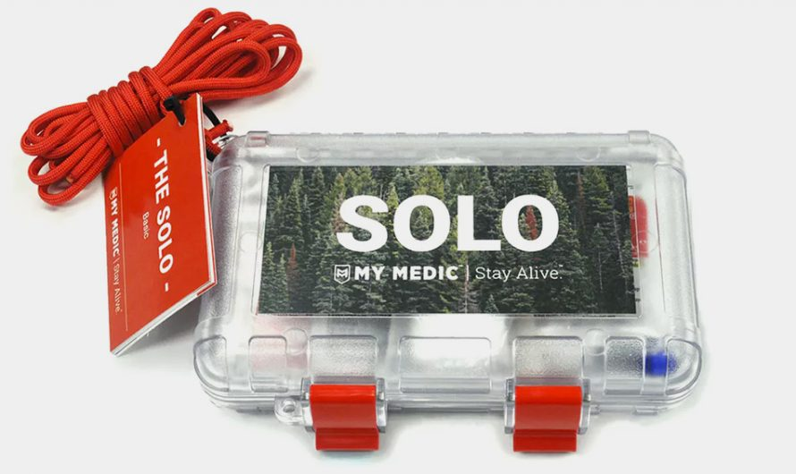 Solo First Aid Kit