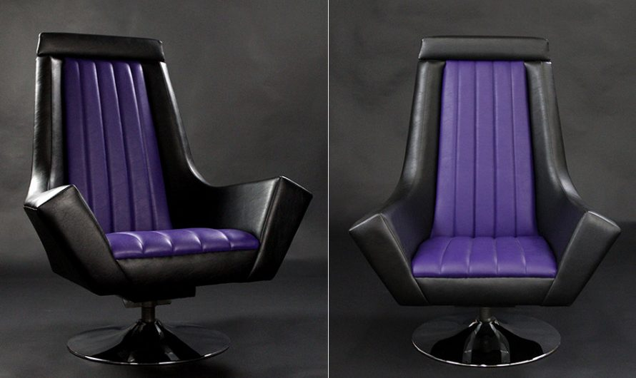 Star Wars Emperor's Throne Chair