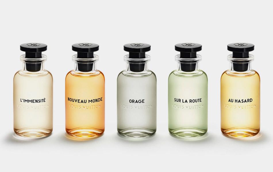 Louis Vuitton Men's Fragrance Collection