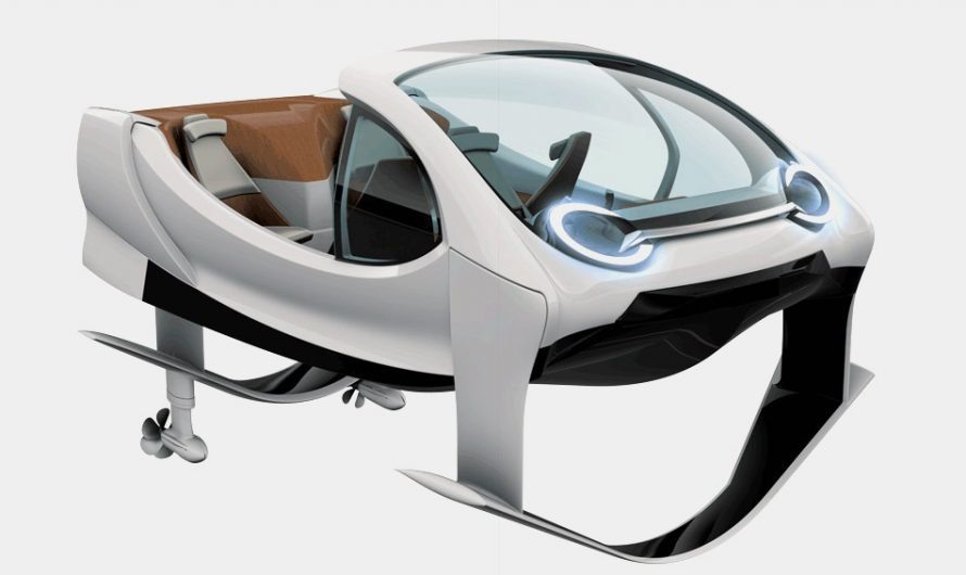 Seabubbles River Taxis