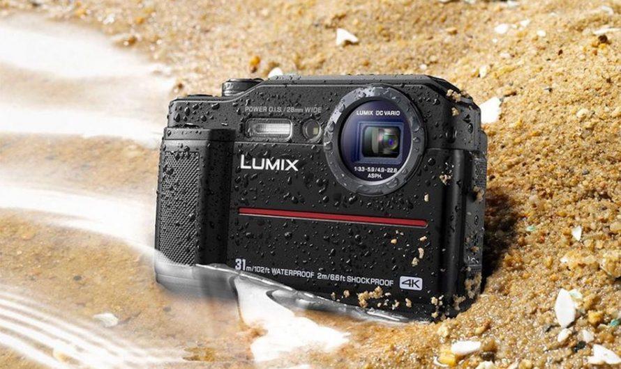 Lumix TS7 Waterproof Tough Camera