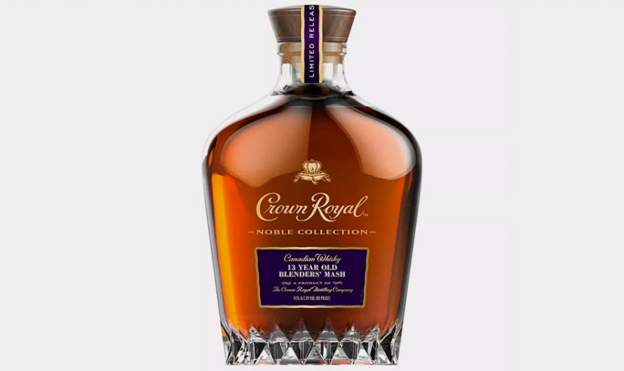 Crown Royal 13-Year-Old Blenders' Mash