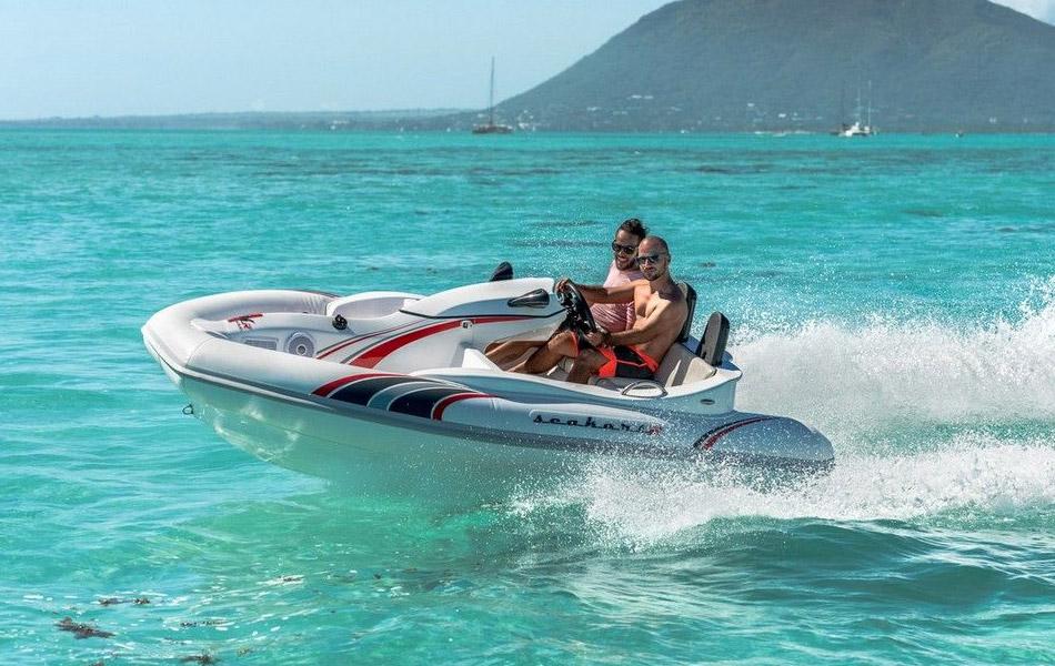Seakart Hybrid Watercraft