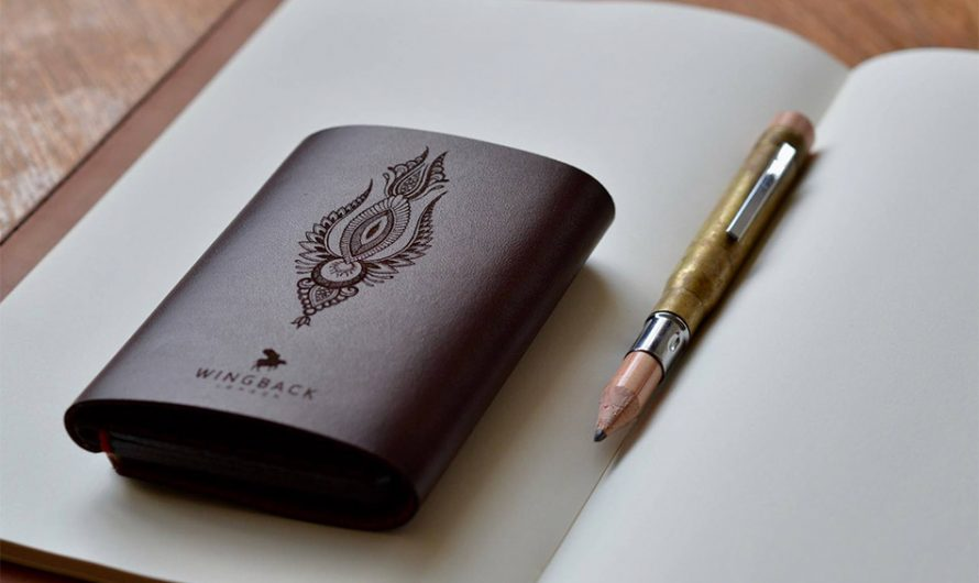 Wingback Limited Edition Wallets
