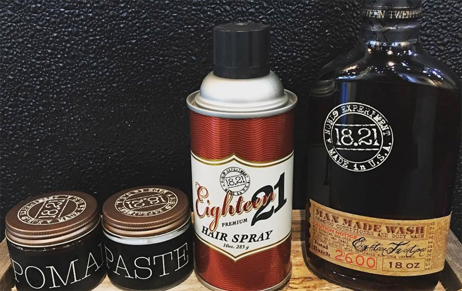 18.21 Man Made Premium Hair Spray