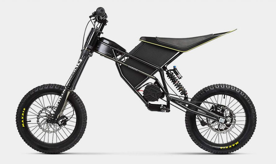 Freerider Electric Dirt Bike