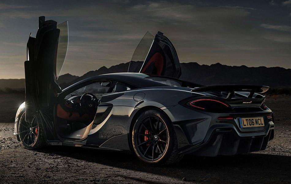 McLaren 570LT