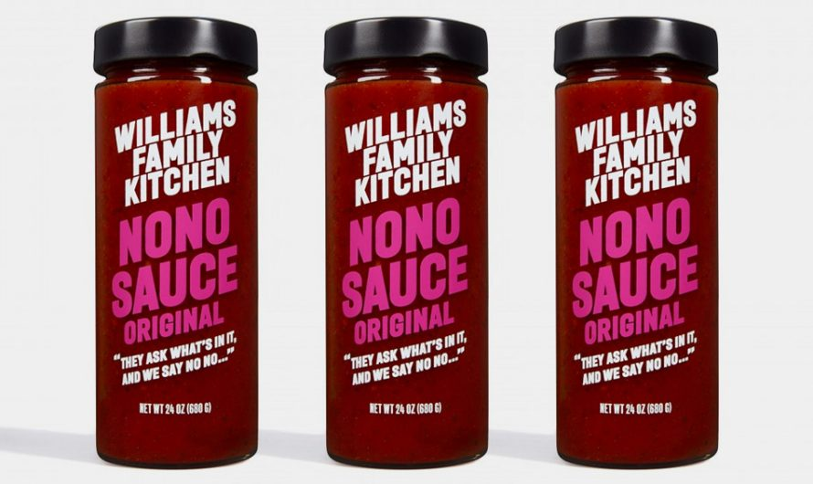 Williams Family Kitchen Nono Sauce