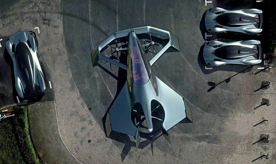 Aston Martin Flying Car