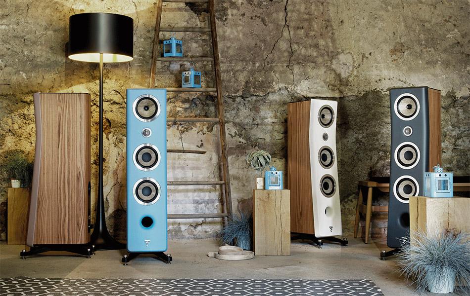 Focal Kanta Hi-Fi Speakers