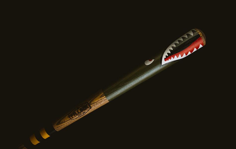 Pillbox Shark Bats