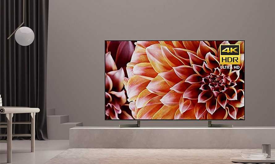 Sony X900F 4K Ultra HD Smart LED TV