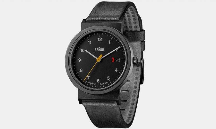 Braun AW 10 Evo Analog Watch