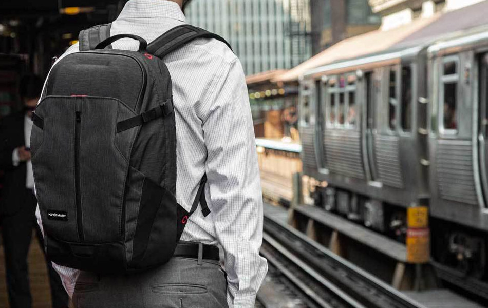 KeySmart Urban 21 Backpack