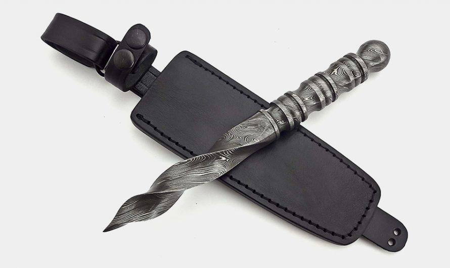 Poshland Twisted Damascus Dagger