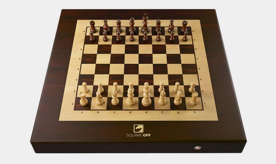 Square Off Smart Chess Board