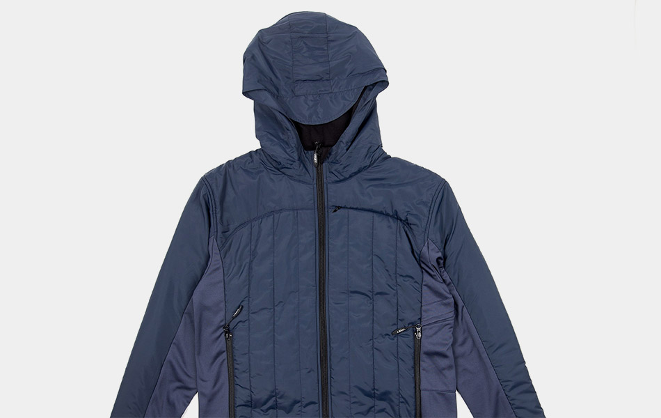 VAST Quilted Pillow Jacket