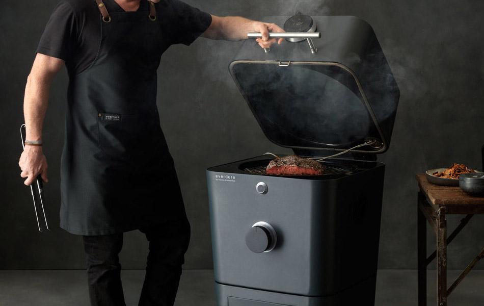 Everdure 4K Grill
