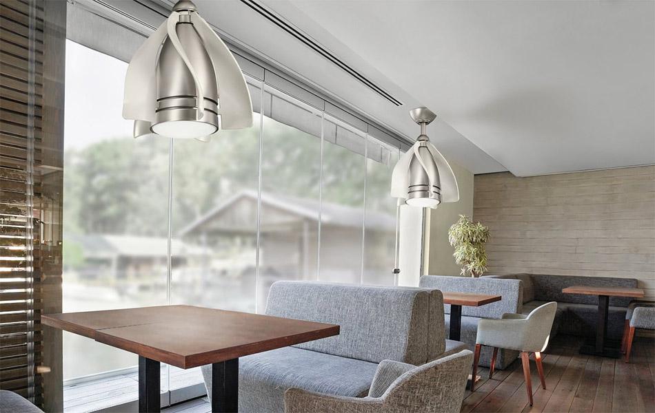 Kichler Terna LED Ceiling Fans