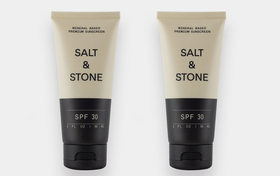 Salt & Stone Organic Sunscreen