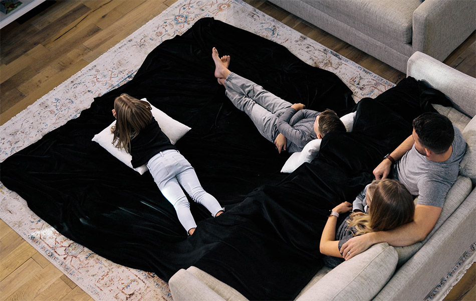 The Original Big Blanket