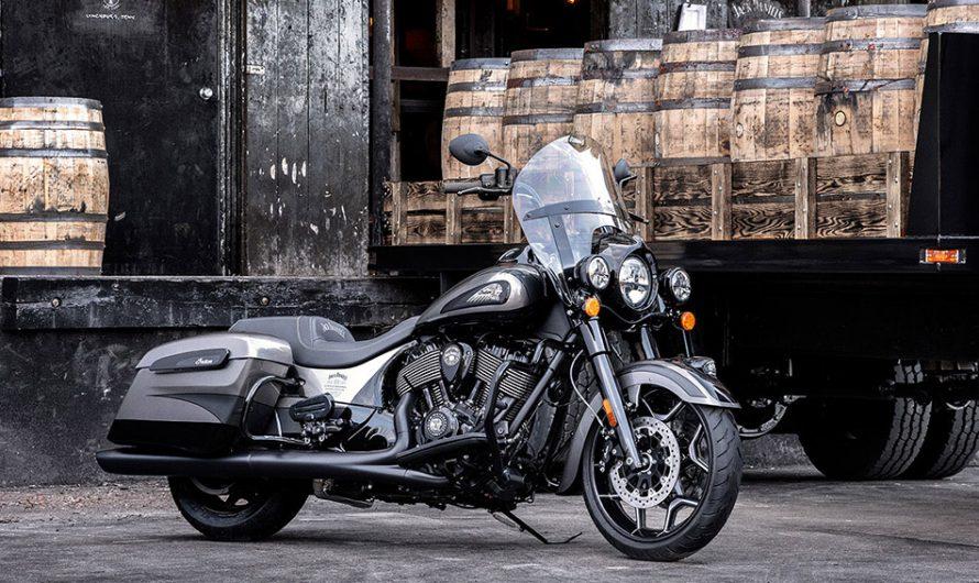 Indian Motorcycle x Jack Daniel's Dark Horse