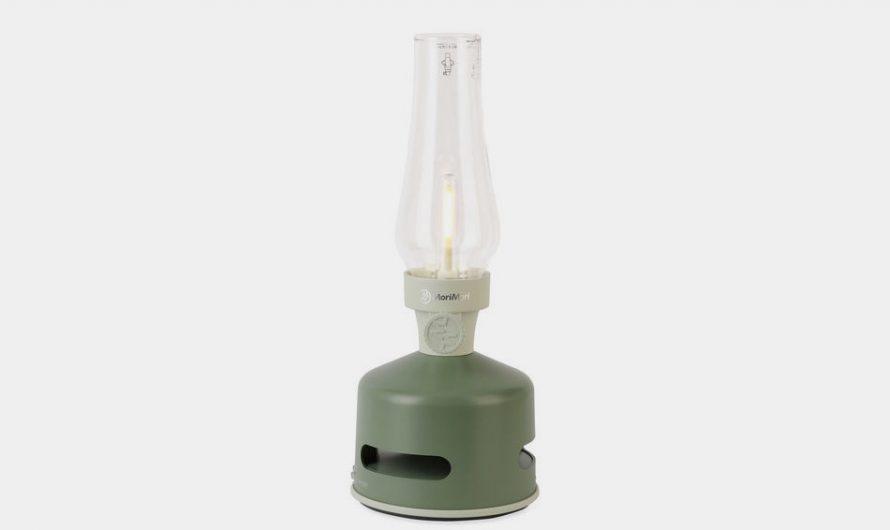 LED Lantern & Bluetooth Speaker