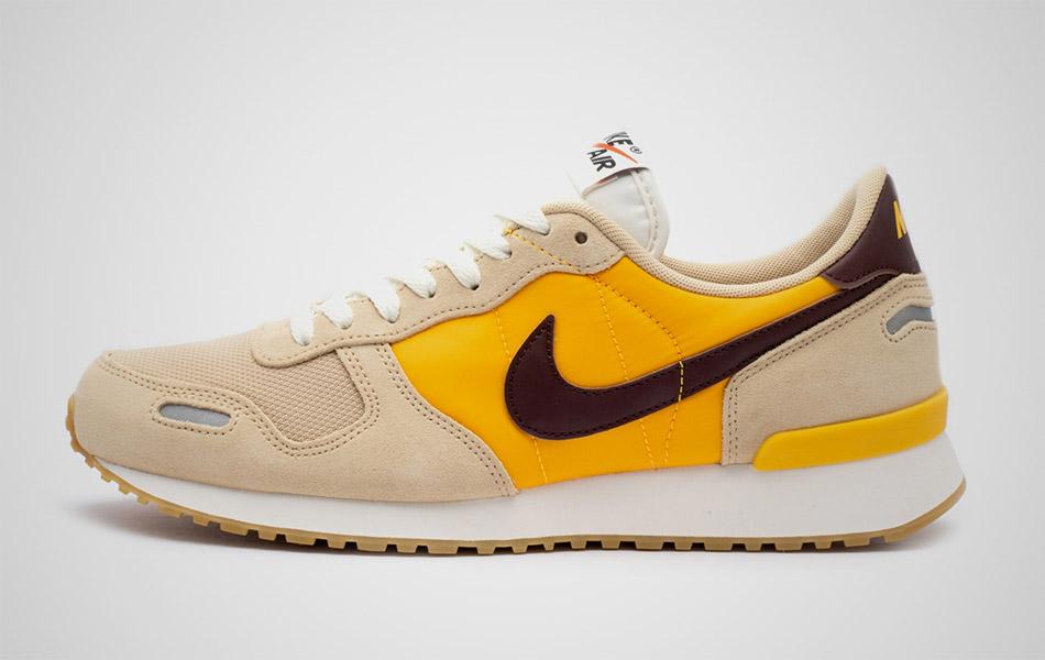 honor Expectativa escolta  Nike Air Vortex Beige Yellow