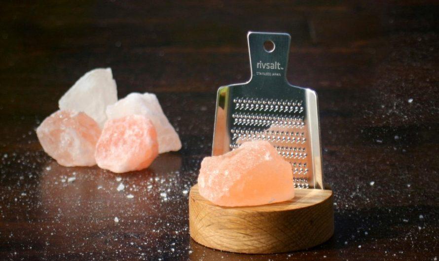 Rivsalt Salt Grinder