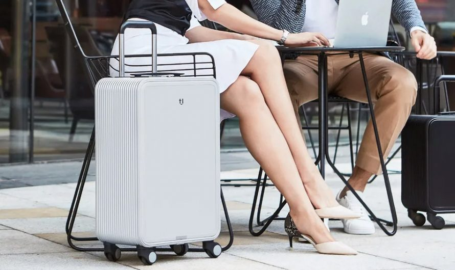 TUPLUS X2 Carry-On