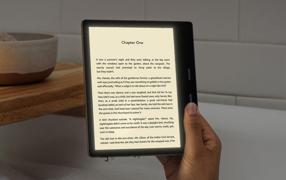 2019 Amazon Kindle Oasis