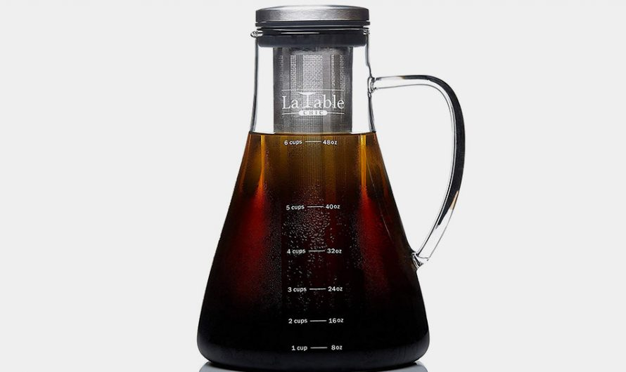 La Table Chic Cold Brew Coffee Maker