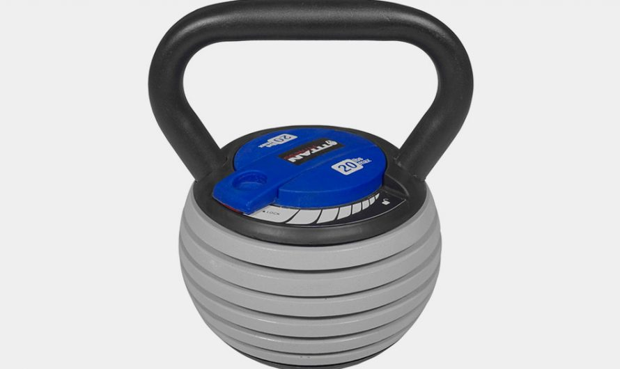 Rock Solid Adjustable Kettlebell