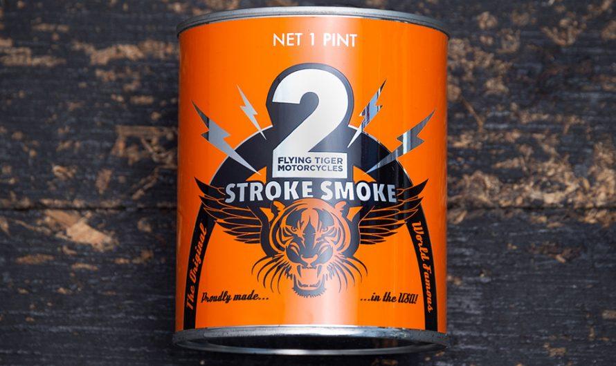 2 Stroke Smoke Candle