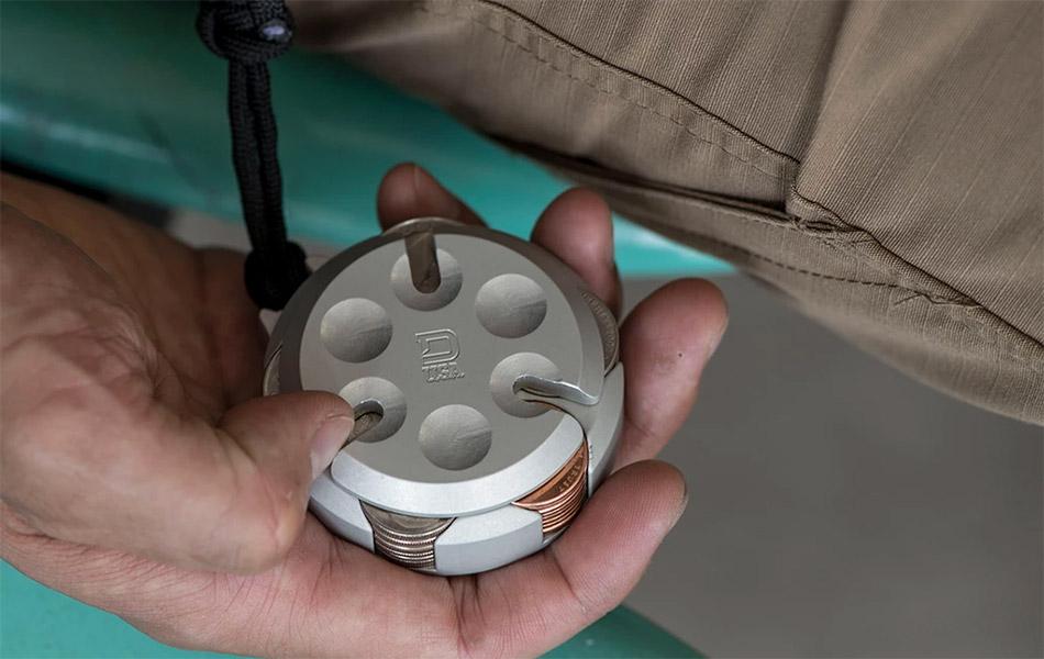 Dango Coin Capsule