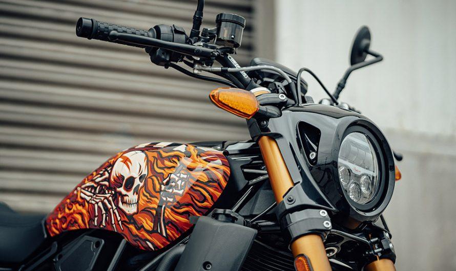 Indian Motorcycle FTR 1200 Artist Series