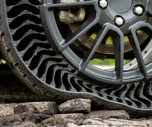 Michelin Airless Tires
