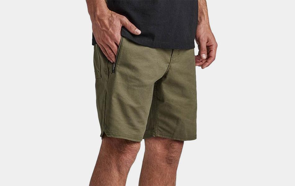 Roark Layover Travel Shorts