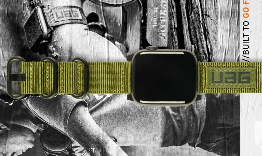 UAG Nato Watch Strap