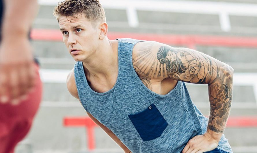 Athleisure Pocket Tank