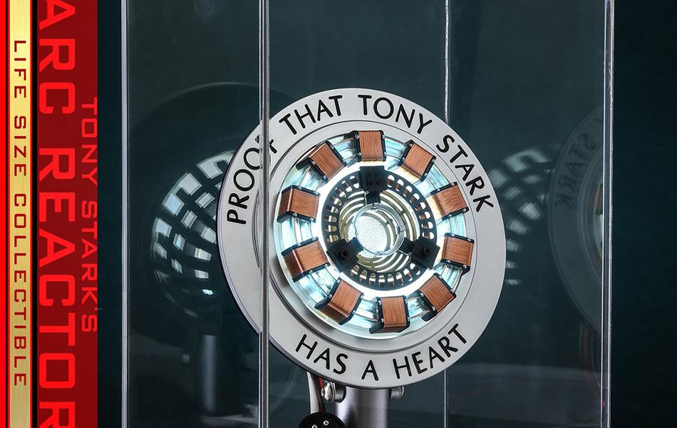 Iron Man Life-Size Arc Reactor