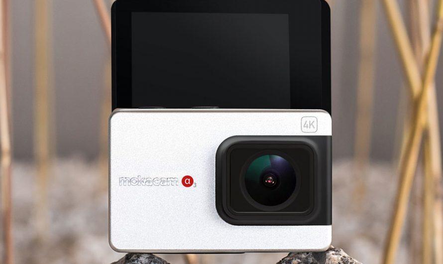 Mokacam Alpha3 Action Camera